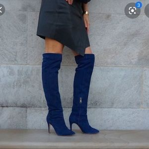 "Joie ""Olivia"" over the knee Boot"